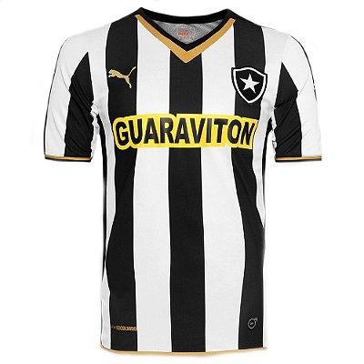 Camisa Botafogo Jogo I C/Patrocínio 2014 Puma
