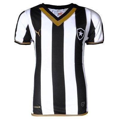 Camisa Botafogo Juvenil Jogo I 2014 Puma