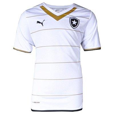 Camisa Botafogo Juvenil Jogo II 2014 Puma