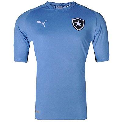 Camisa Botafogo Goleiro II S/Patrocínio 2014 Puma