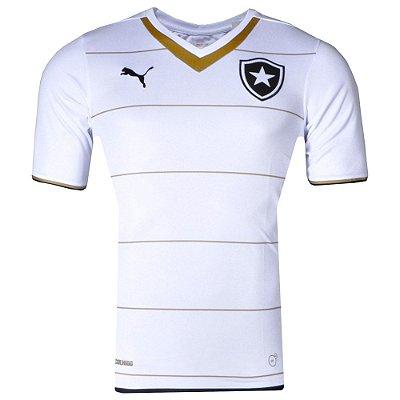 Camisa Botafogo Jogo II S/Patrocínio 2014 Puma