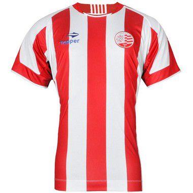 Camisa Náutico Kit Jogo I Juvenil 2016 Topper