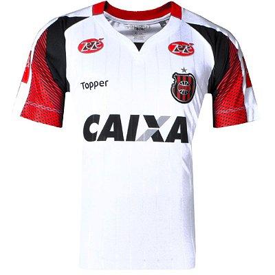 Camisa Brasil de Pelotas Jogo II 2017 Topper