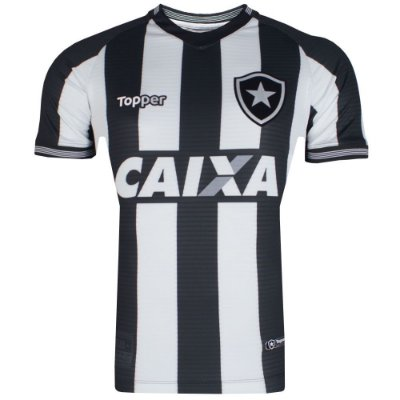 Camisa Botafogo Jogo I 2018 Topper