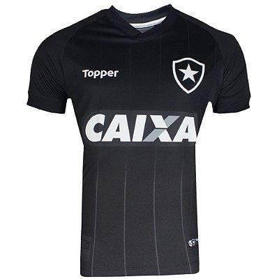 Camisa Botafogo Jogo II 2018 Topper