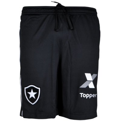 Calção Botafogo Jogo I 2018 Topper