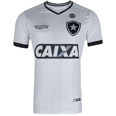 Camisa Botafogo Jogo III SNúmero 2018 Topper