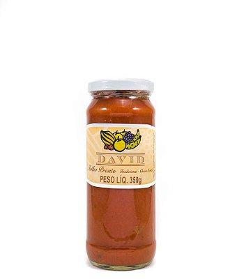 Molho de Tomate Pronto - David - 350g