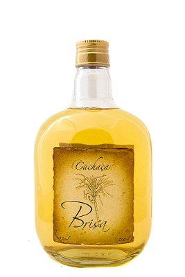 Destilaria Brisa da Serra - Cachaça Brisa Ouro 700ml - Envelhecida em Amburana