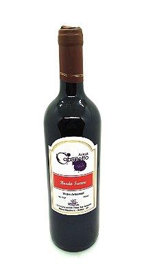 Adega Capelletto - Vinho Bodô - Suave - 750ml