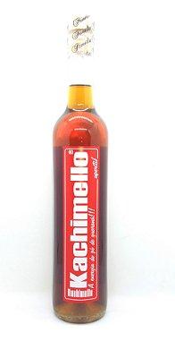 Kachimello bebida destilada elaborada com pó de guaraná - 500ml - Família Carra - Serra Negra-SP