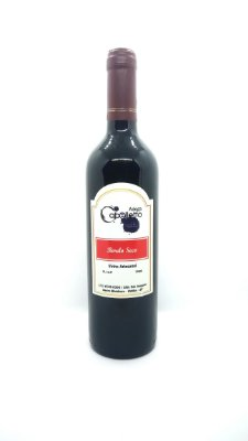 Adega Capelletto - Vinho Bordô Seco 750ml