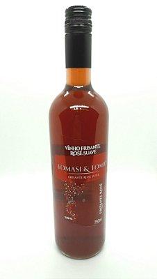 Vinho Frisante Rosé Tomasi e Tomio 750ml