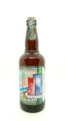 Sauber Beer Cerveja IPA (Indian Pale Ale) - 500ml