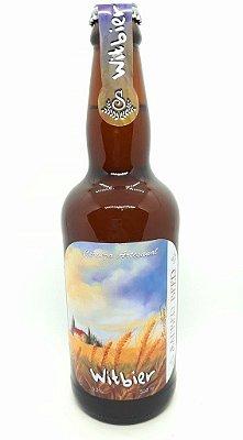 Sauber Beer Cerveja Artesanal Witbier- 500ml