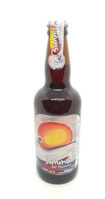 Sauber Beer Cerveja Artesanal Summer Ale Tropical - 500ml