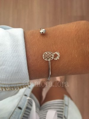 Bracelete Abacaxi Ref.271