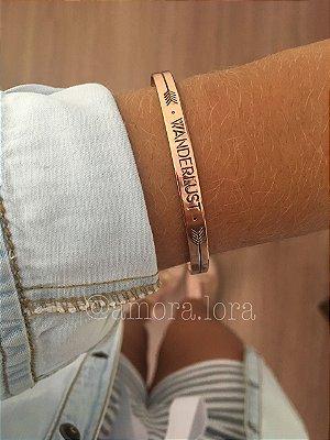 """Bracelete  """"WANDERLUST"""" Ref.270"""