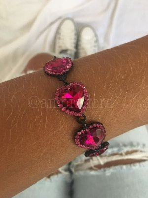 Pulseira Alice Pink
