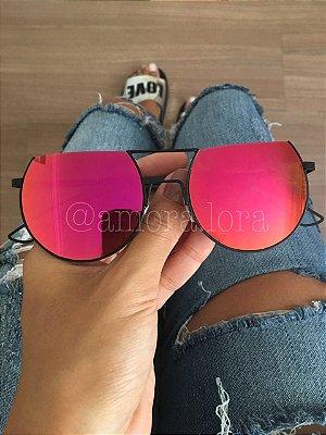 Óculos de Sol Redondo Sol