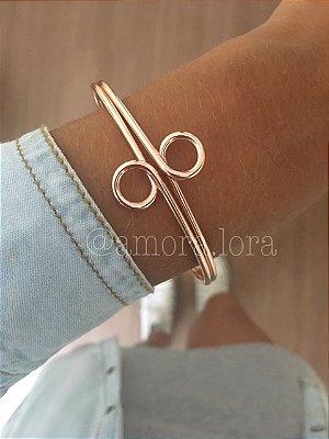 Bracelete Maria (ROSE)