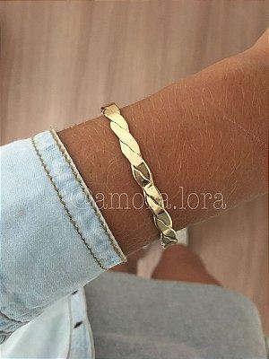 Bracelete Poliana (DOURADO)
