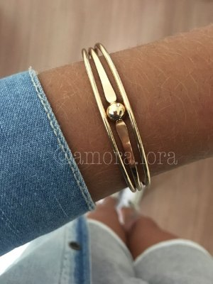 Bracelete Eloa (Dourado)
