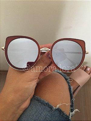 Óculos de Sol Redondo Tifani