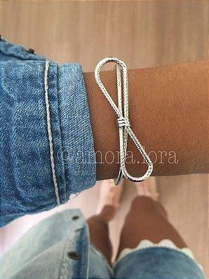 Bracelete Enroladinho Laço