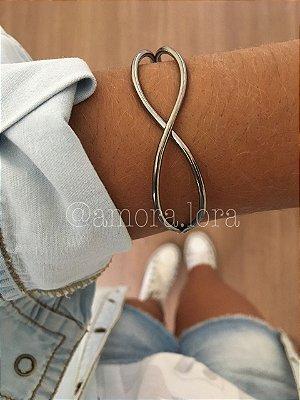 Bracelete Nicole (Chumbo)