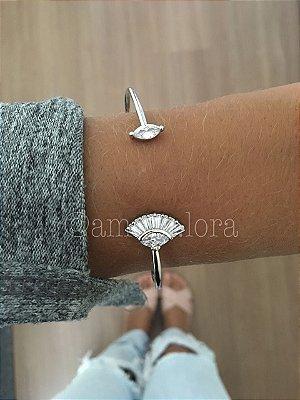 Bracelete Zircônia