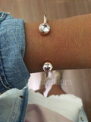 Bracelete Cristal Rose Ref.310