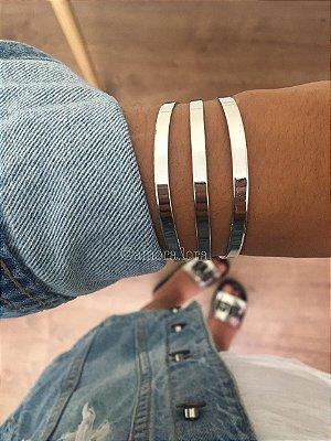 Bracelete Liso Ref.1395