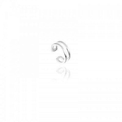 Piercing Fake Duplo Prata 925 Ref. PI02