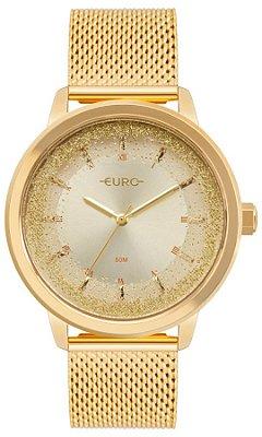 Relógio Euro Feminino Dourado - EU2036YQS4D