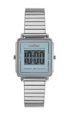Relógio Mini Condor Prata - COBJ3220ABK4A