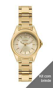 Relógio Condor Feminino Dourado COPC21AEAFK4D