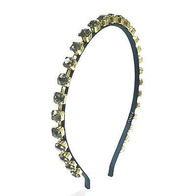 Tiara Precious Chain cor Verde