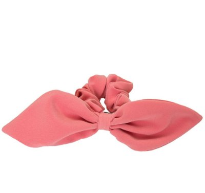 Elástico de Laço Pinli Rosa