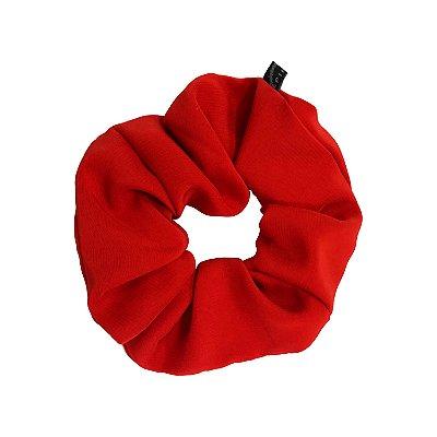 Scrunchie - Elástico Vermelho