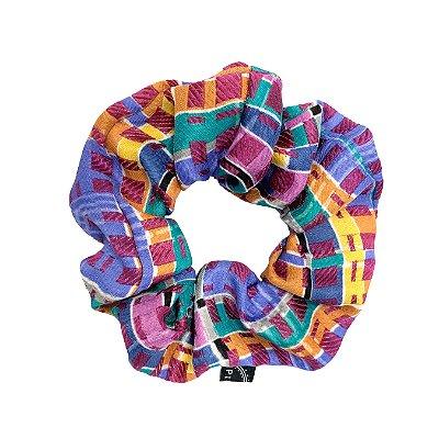 Elástico - Scrunchie Multi-Cores