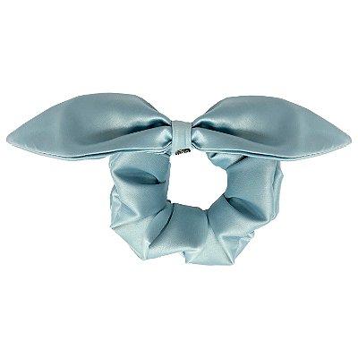 Elástico de Laço Azul Cinderela