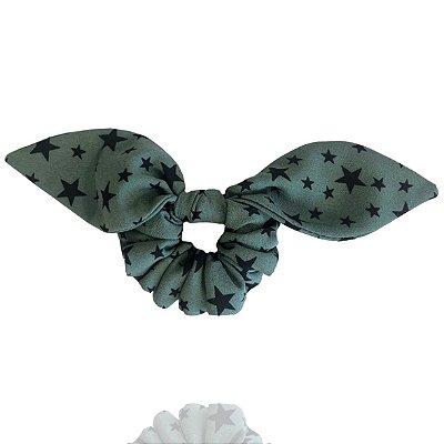 Elástico com Mini Laço de Estrela