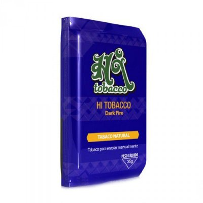 Hi Tobacco Dark Fire 35g - Tabaco Natural