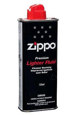 Fluido Zippo Premium para Isqueiro - 125ml