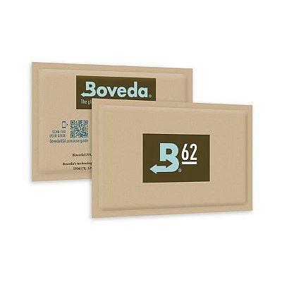 Boveda | Controlador de Umidade 62% - 67 Gramas