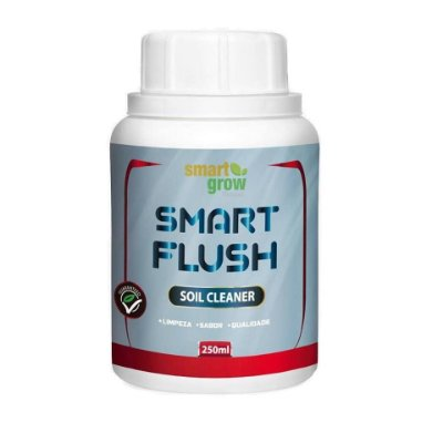 Smart Grow | Smart Flush 250ml - Limpeza do Solo