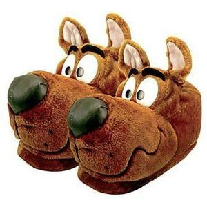 Pantufa Scooby Doo 3D