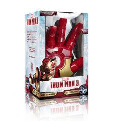 Luminária de parede Mão Homem de Ferro 3D