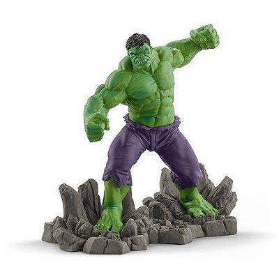 Estatueta Hulk Pintada a Mão